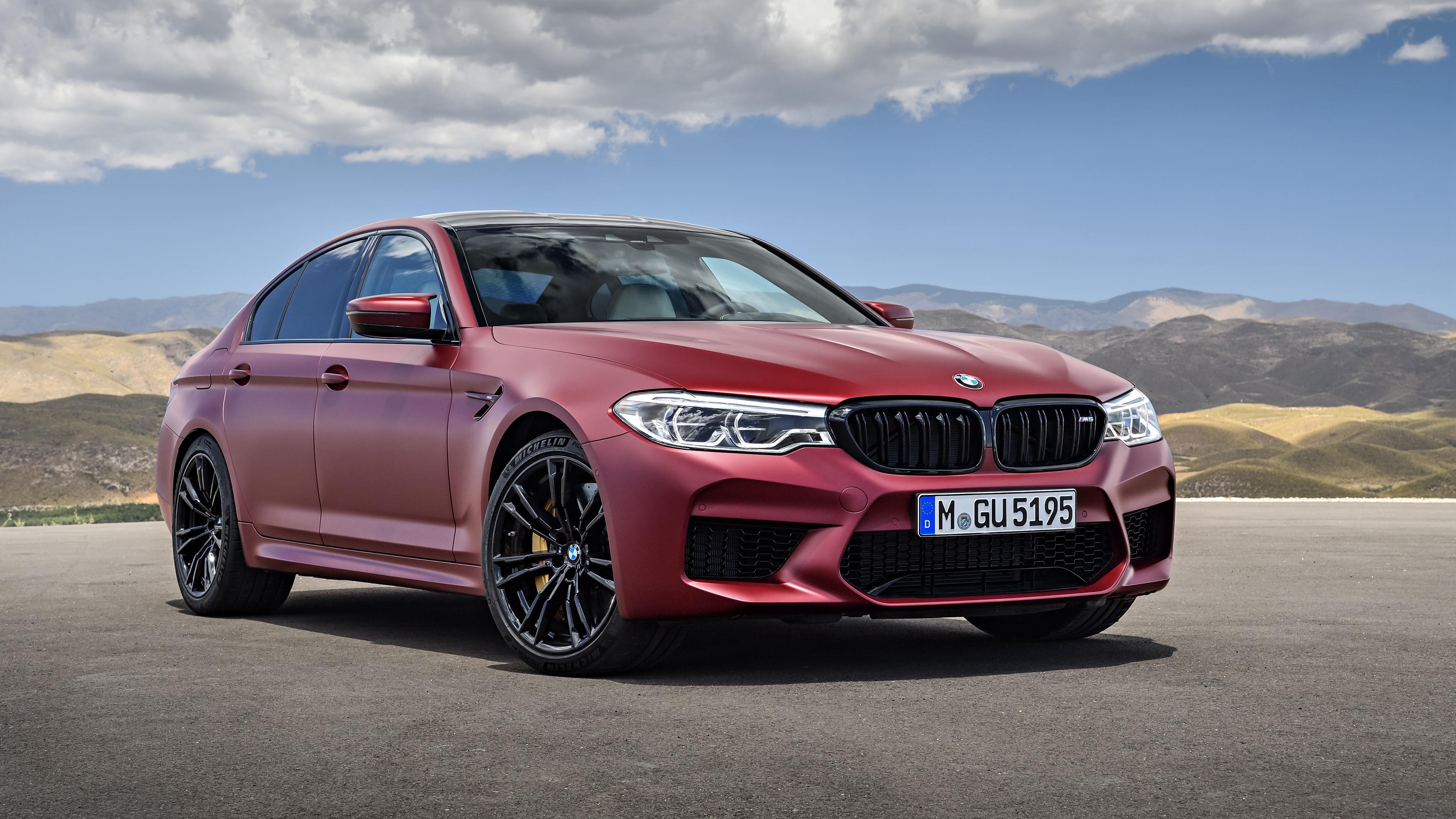 31] BMW M5 2018 Wallpapers on WallpaperSafari 4096x2304