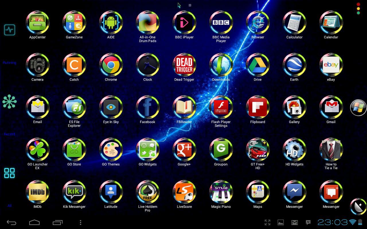 Android Tablet Themes id 35073 Buzzergcom 1280x800