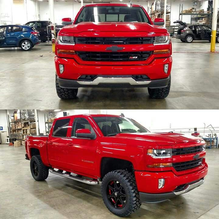 99 Red Chevy Silverado Z71 Wallpapers On Wallpapersafari