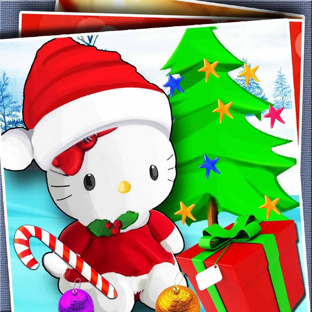 75+ Hello Kitty Christmas Backgrounds on WallpaperSafari