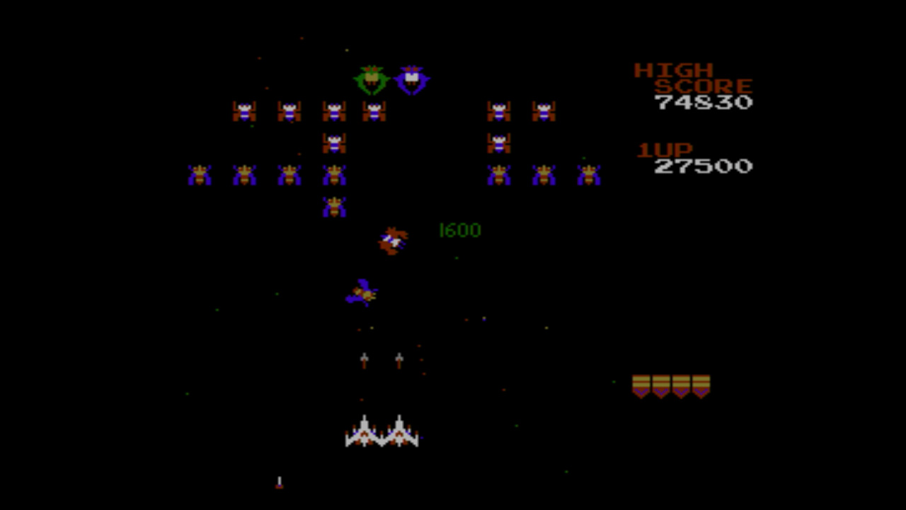 Galaga HD Wallpaper 23   1280 X 720 stmednet 1280x720