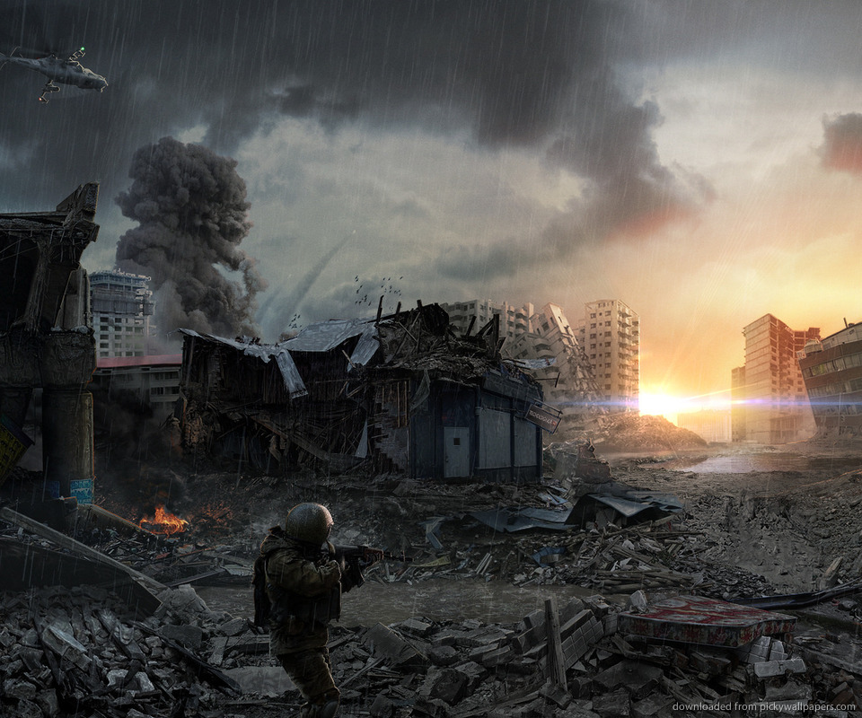 Epic War Wallpaper Modern war for samsung epic 960x800