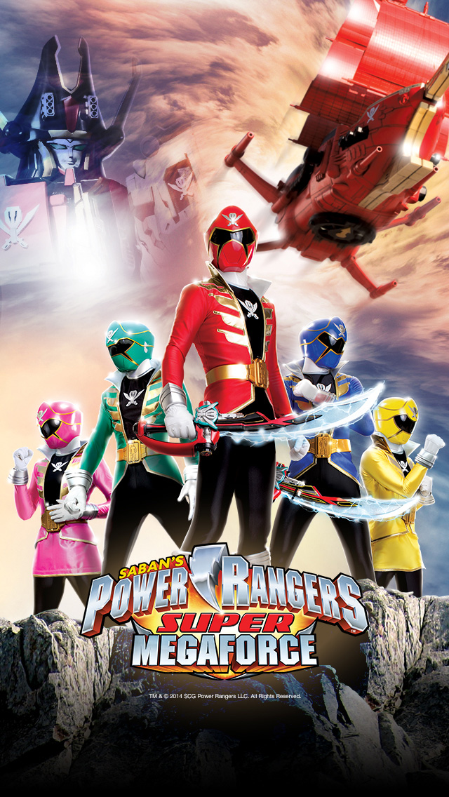 Power Ranger iPhone Wallpaper - WallpaperSafari