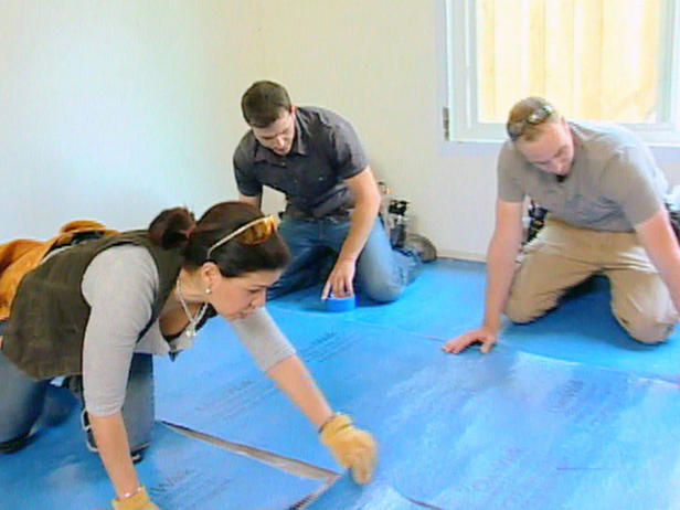The Best Way To Install Floating Wooden Floors Floating Floor 616x462