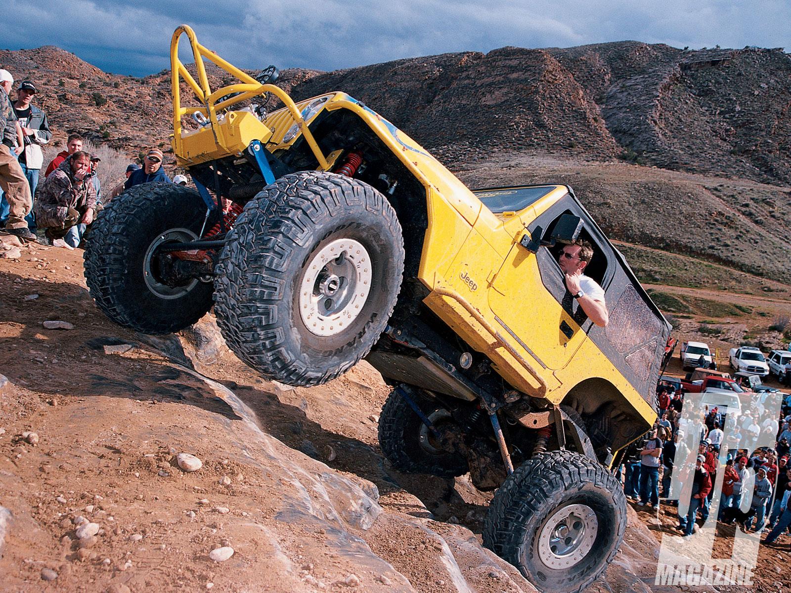 Jeep Rock Crawler Rock Crawler Wallpaper Wallpapersafari