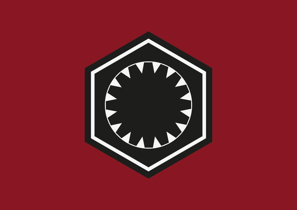 Star Wars   First Order Logo by STARKILLER1138 1024x724