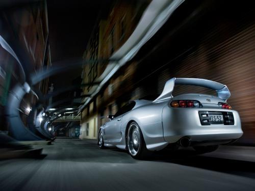 Toyota Supra 500x375