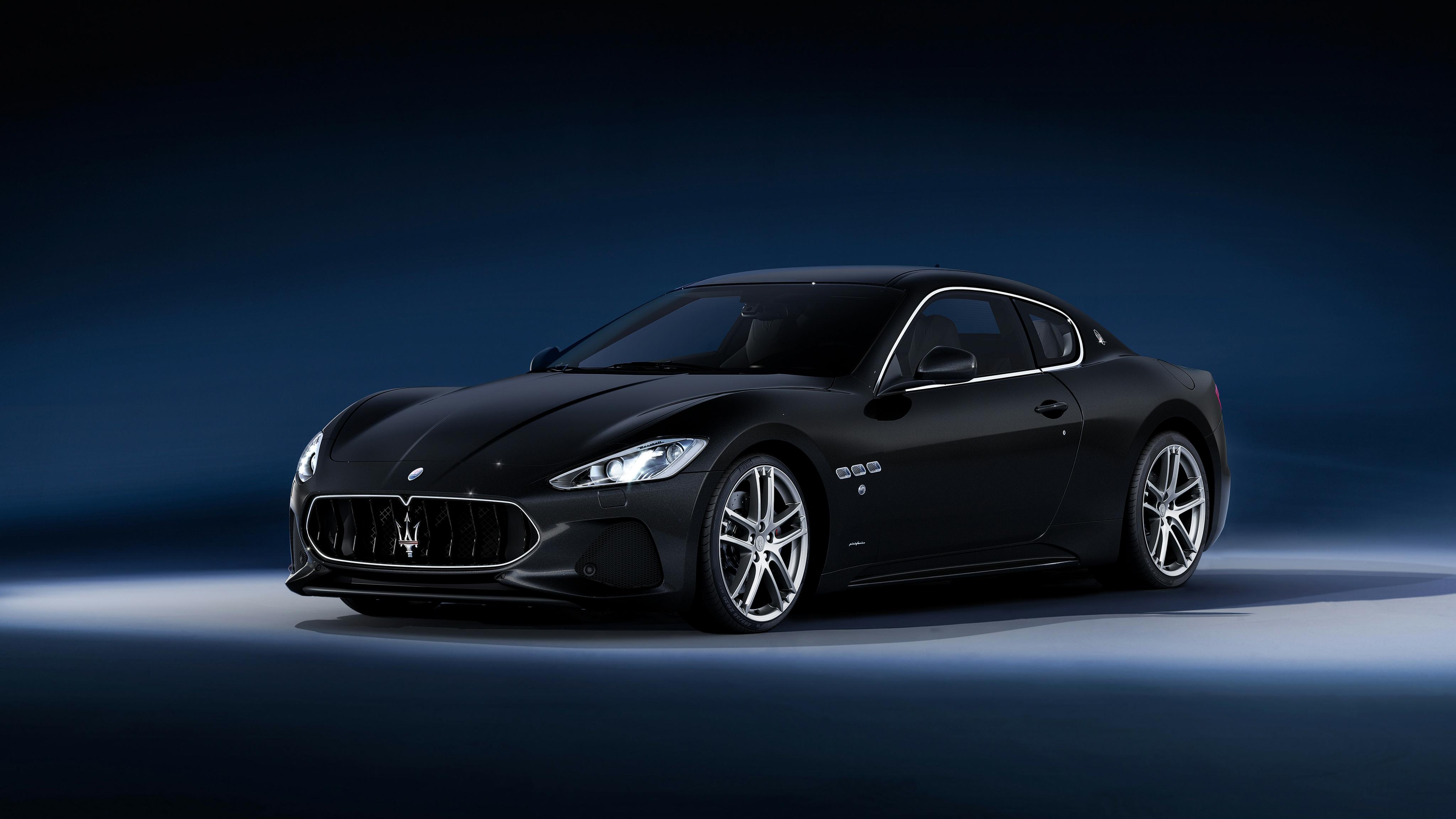 Maserati GranTurismo 2018 Wallpaper HD Car Wallpapers ID 7905 4096x2304