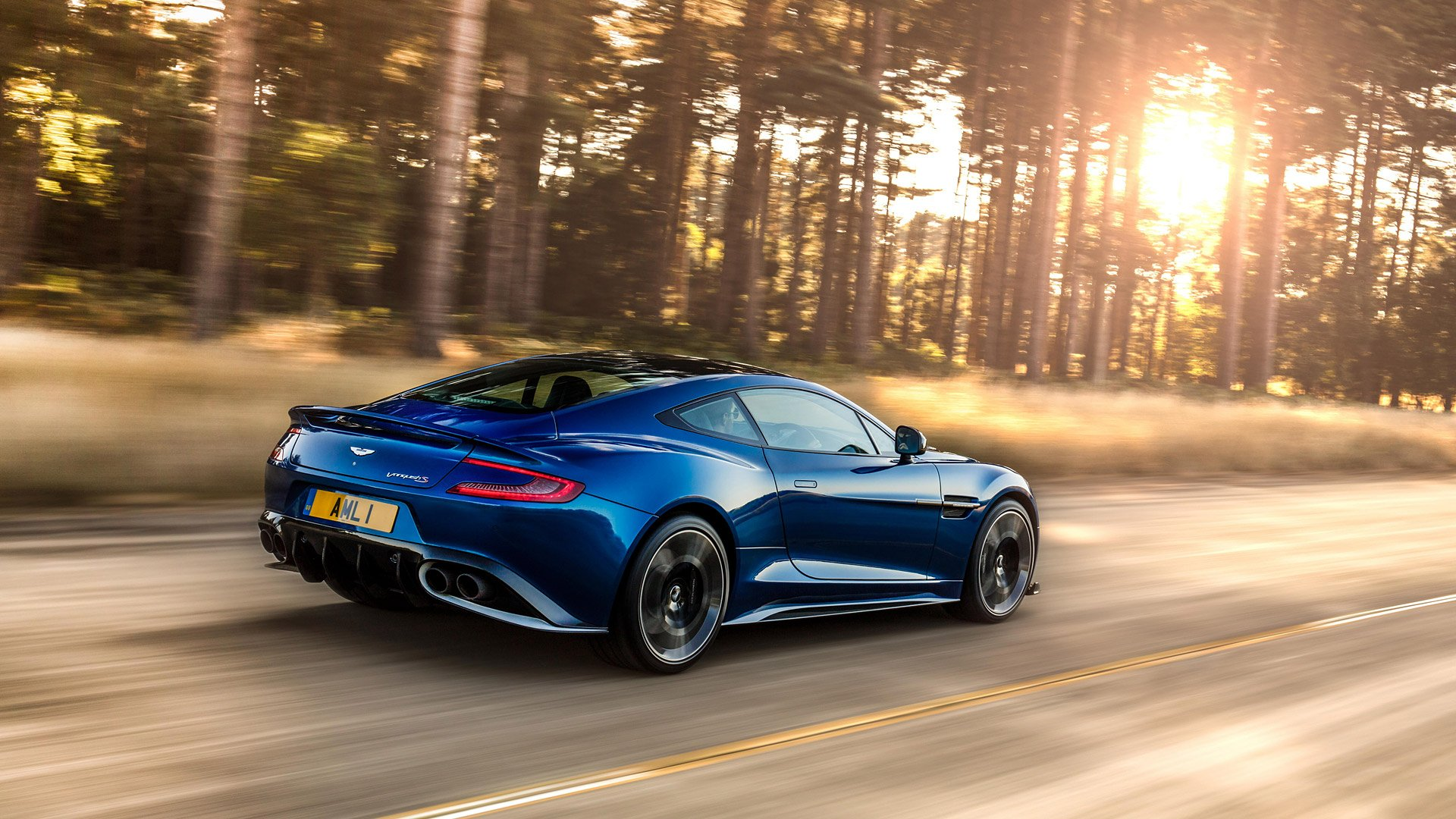 Aston Martin Vanquish Wallpaper Image Group 47 1920x1080