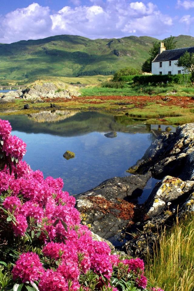 Free Download Scotland Beautiful Landscape Scotland