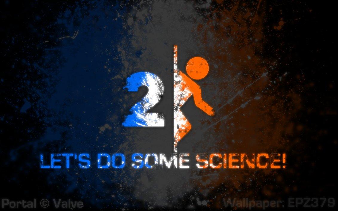Portal 2   Gels Wallpaper by EPZ379 1131x707