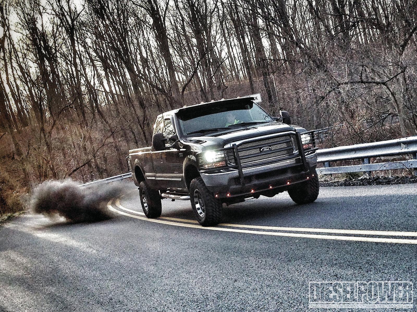 Ford Diesel Truck id 190079 BUZZERG 1600x1200
