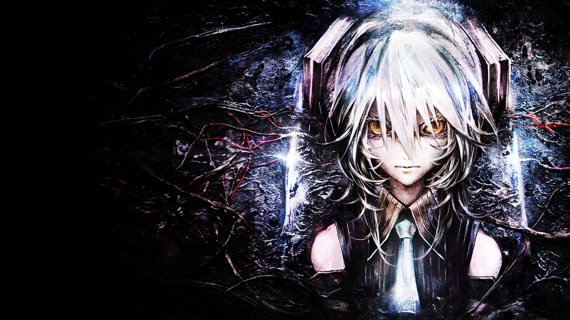 47 cool dark anime wallpapers on wallpapersafari - Wallpaper computer anime ...