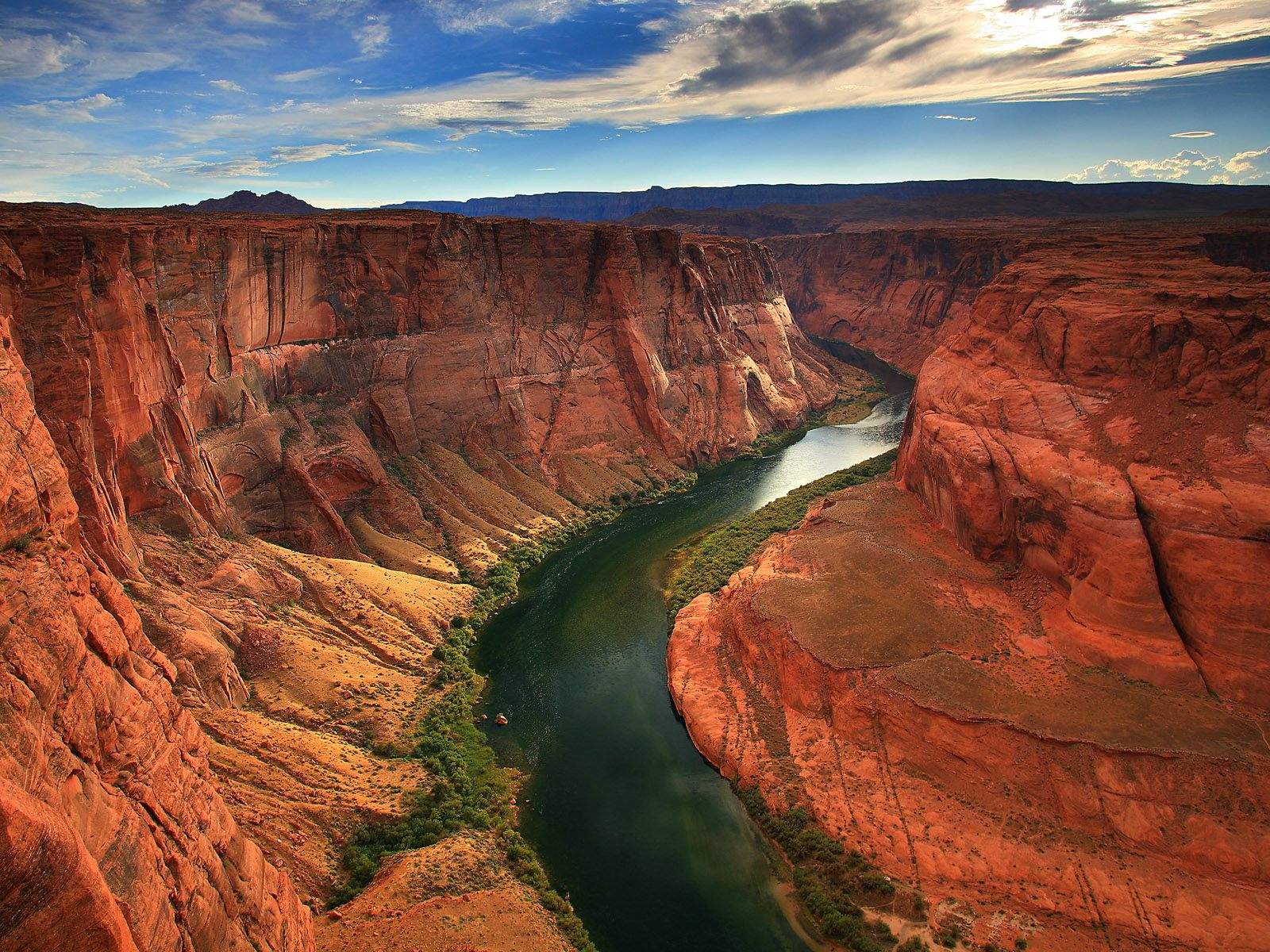Colorado River Page Arizona   Arizona Photography Desktop Wallpapers 1600x1200