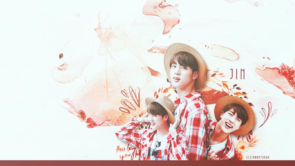 Top Edit Bts Jin Wallpapers 1024x576