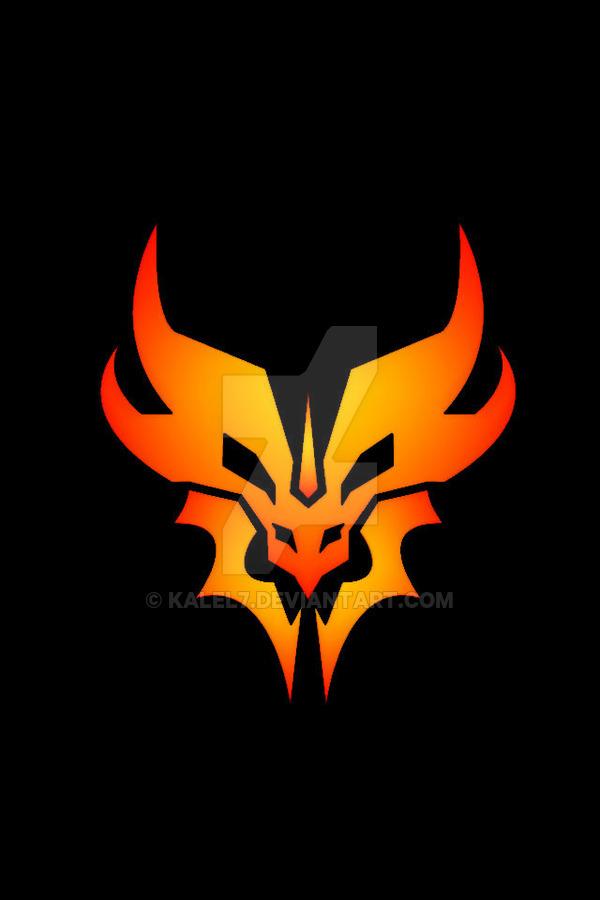 Transformers Prime Predacon Logo Wallpaper by KalEl7 600x900