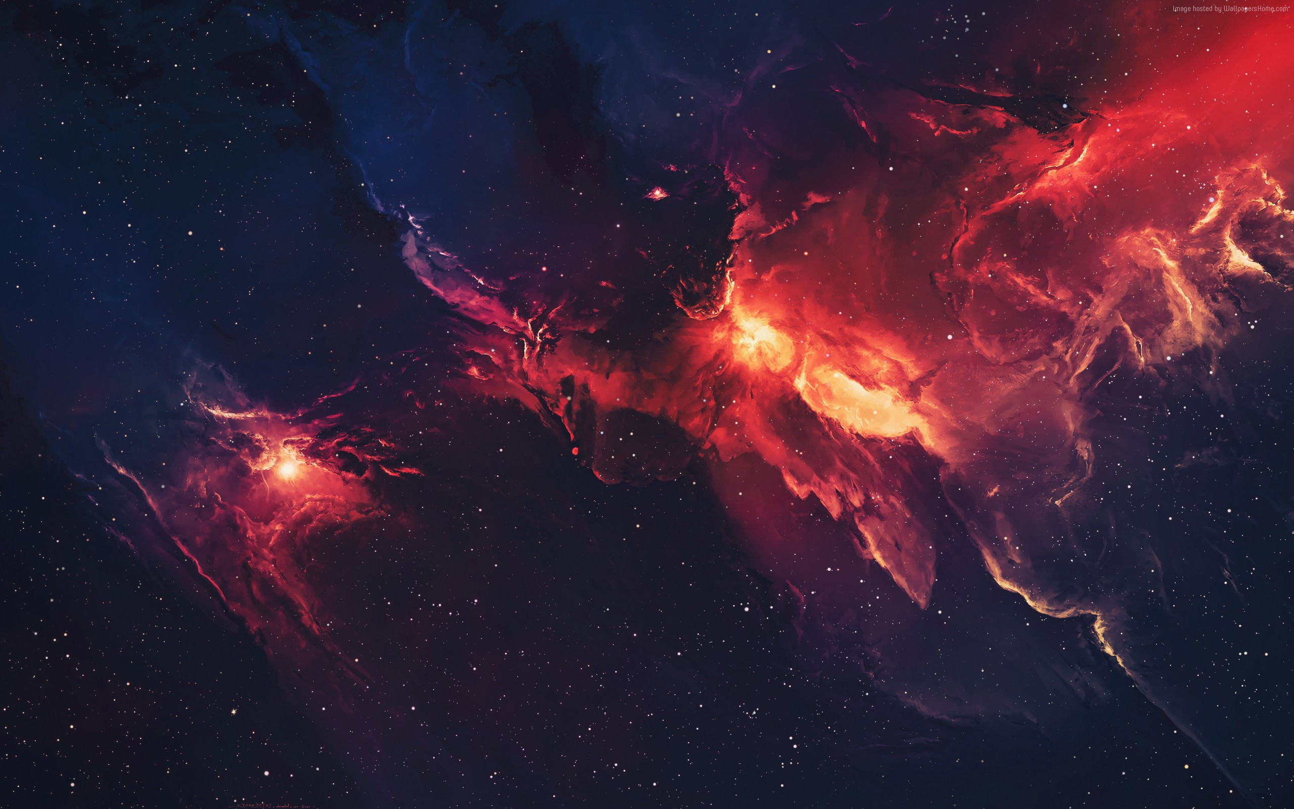 19 Galaxy Space Wallpapers On Wallpapersafari
