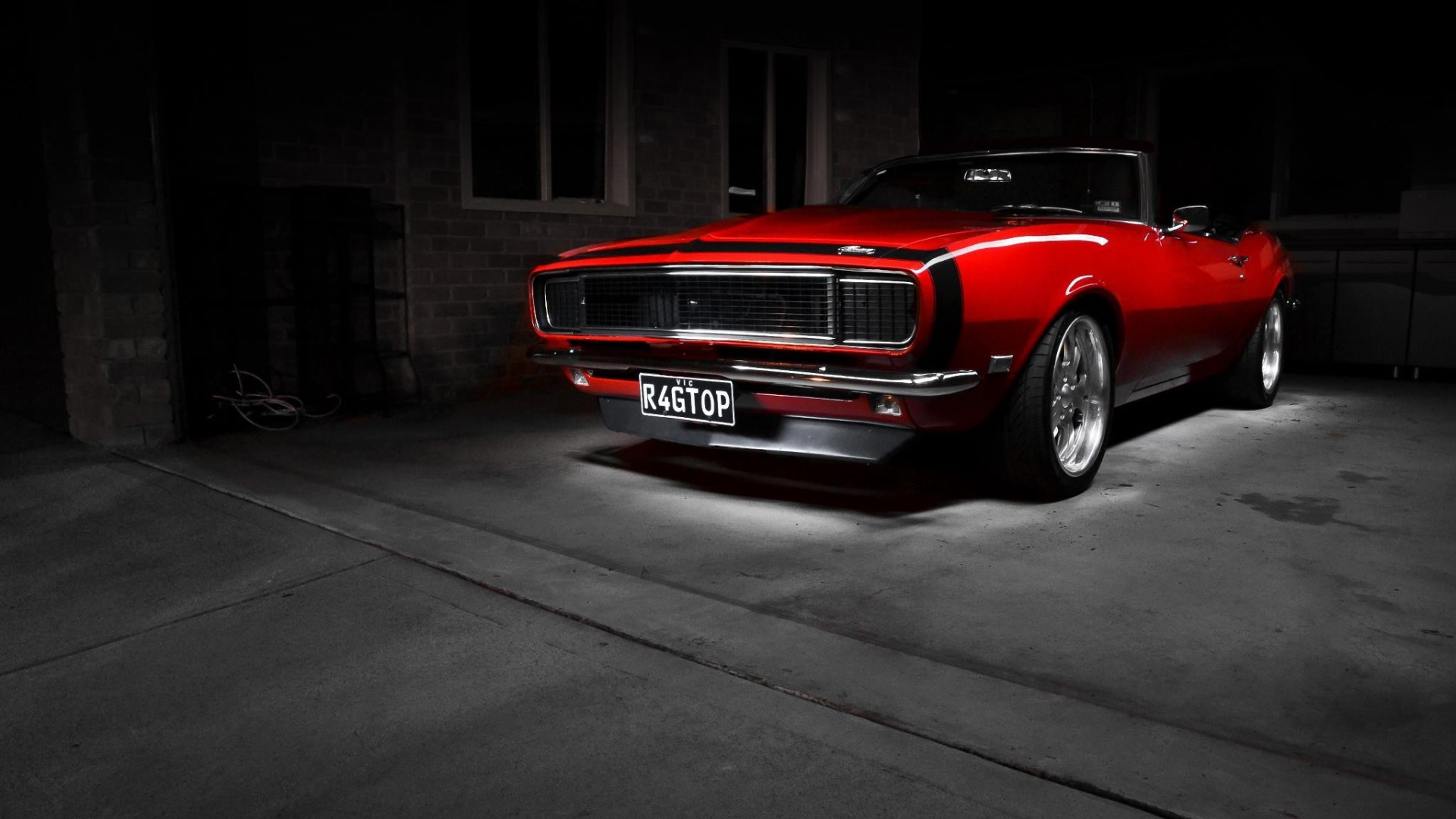 Muscle Cars in 1920X1080 Wallpapers - WallpaperSafari
