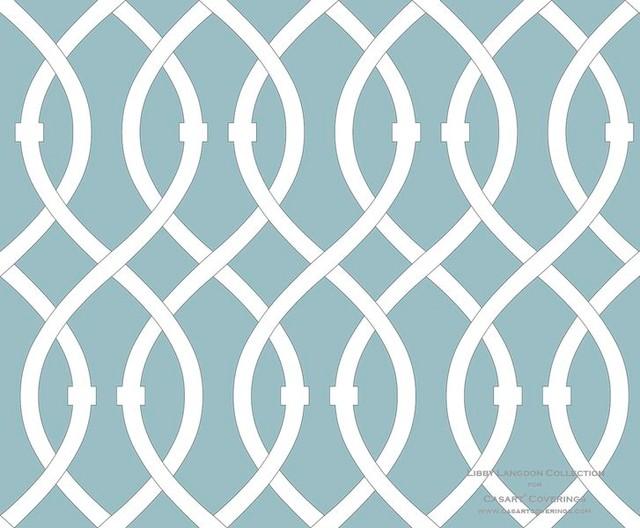 blue lattice wallpaper - wallpapersafari