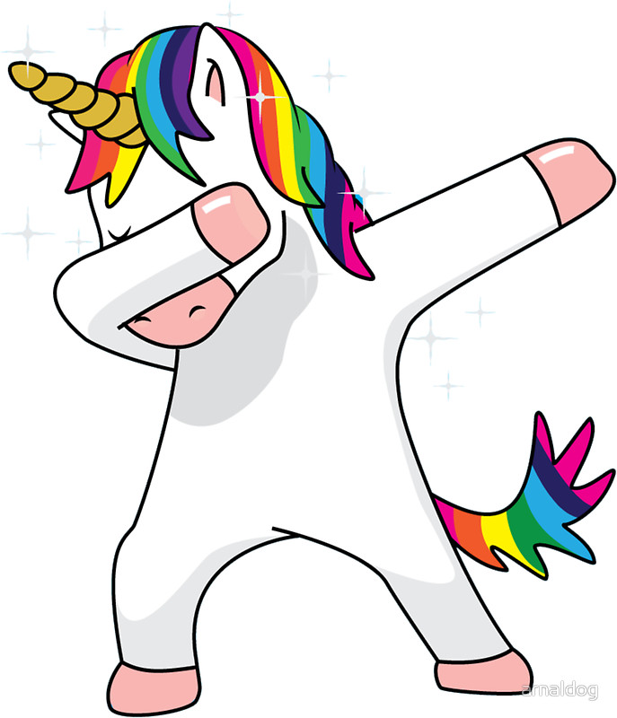 Dabbing unicorn wallpapers wallpapersafari - Unicorn dabbing pictures ...