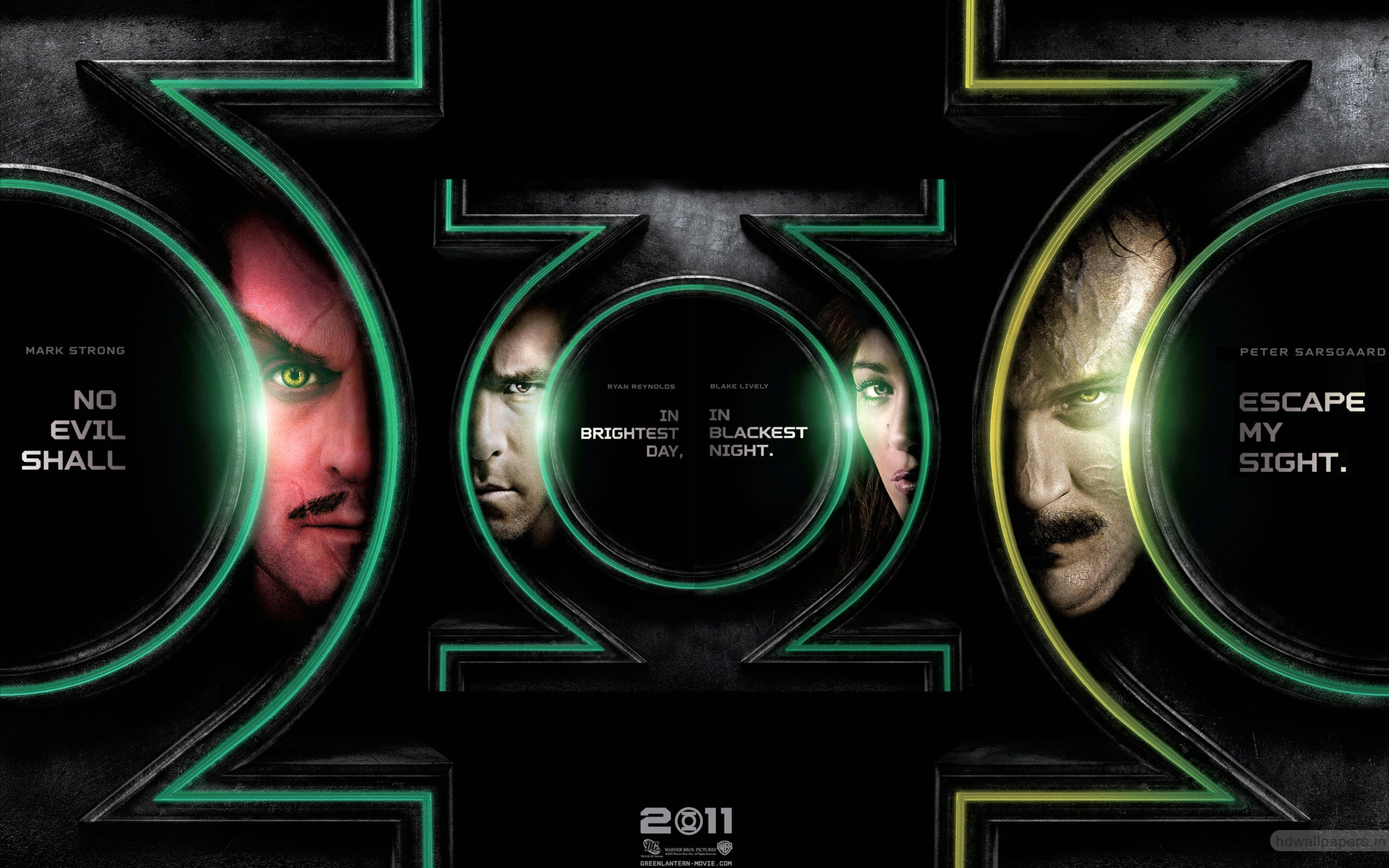 2011 Green Lantern Wallpapers HD Wallpapers 2560x1600
