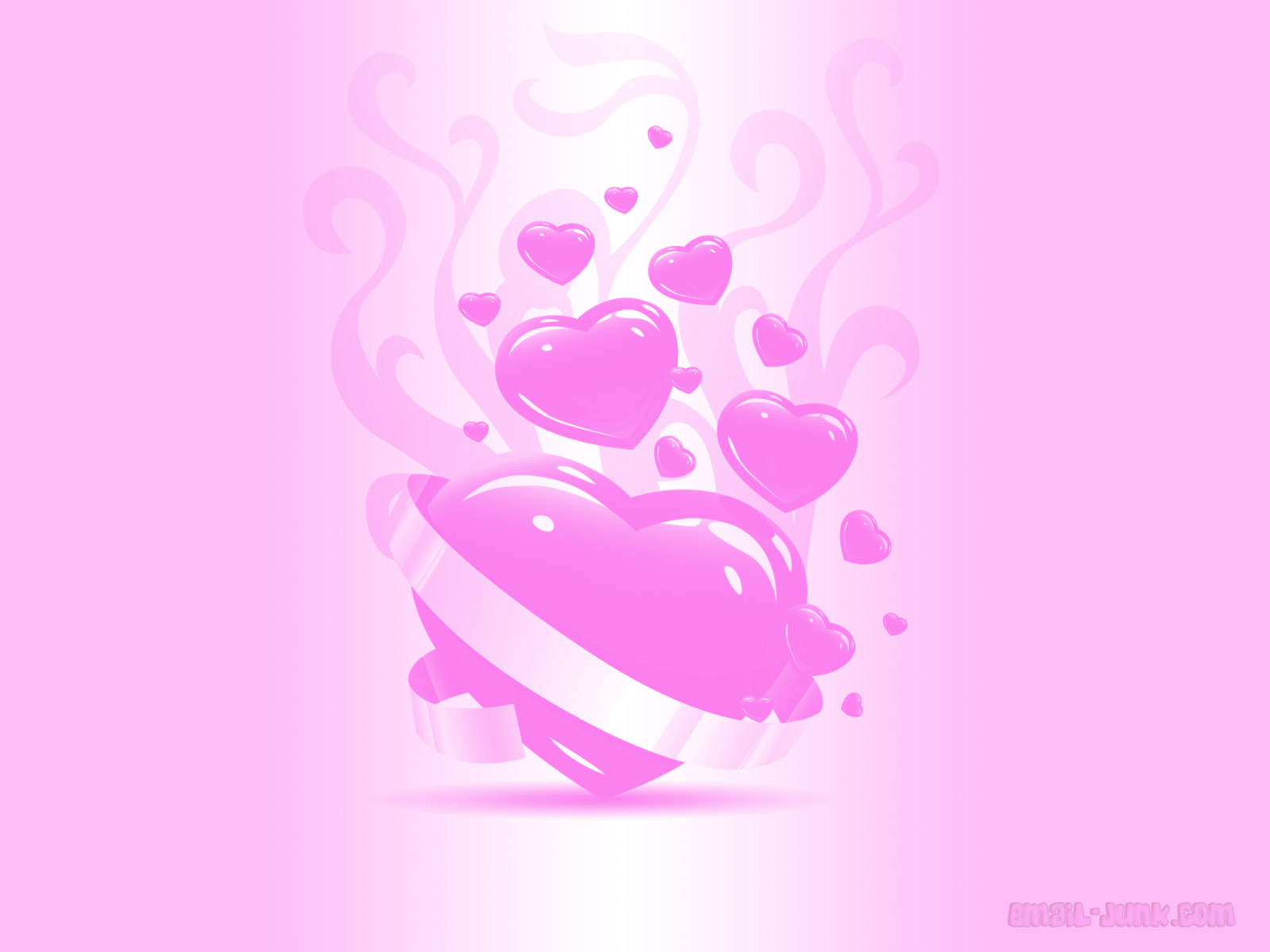 Valentines Heart wallpapers HD Wallpapers 1600x1200