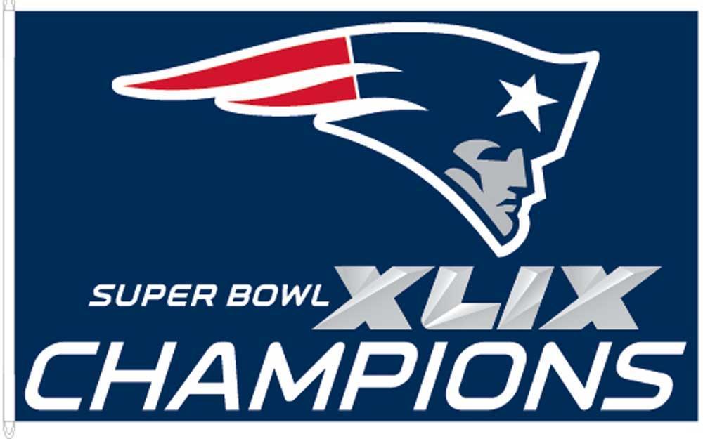 New England Patriots Super Bowl Champions 1000x625