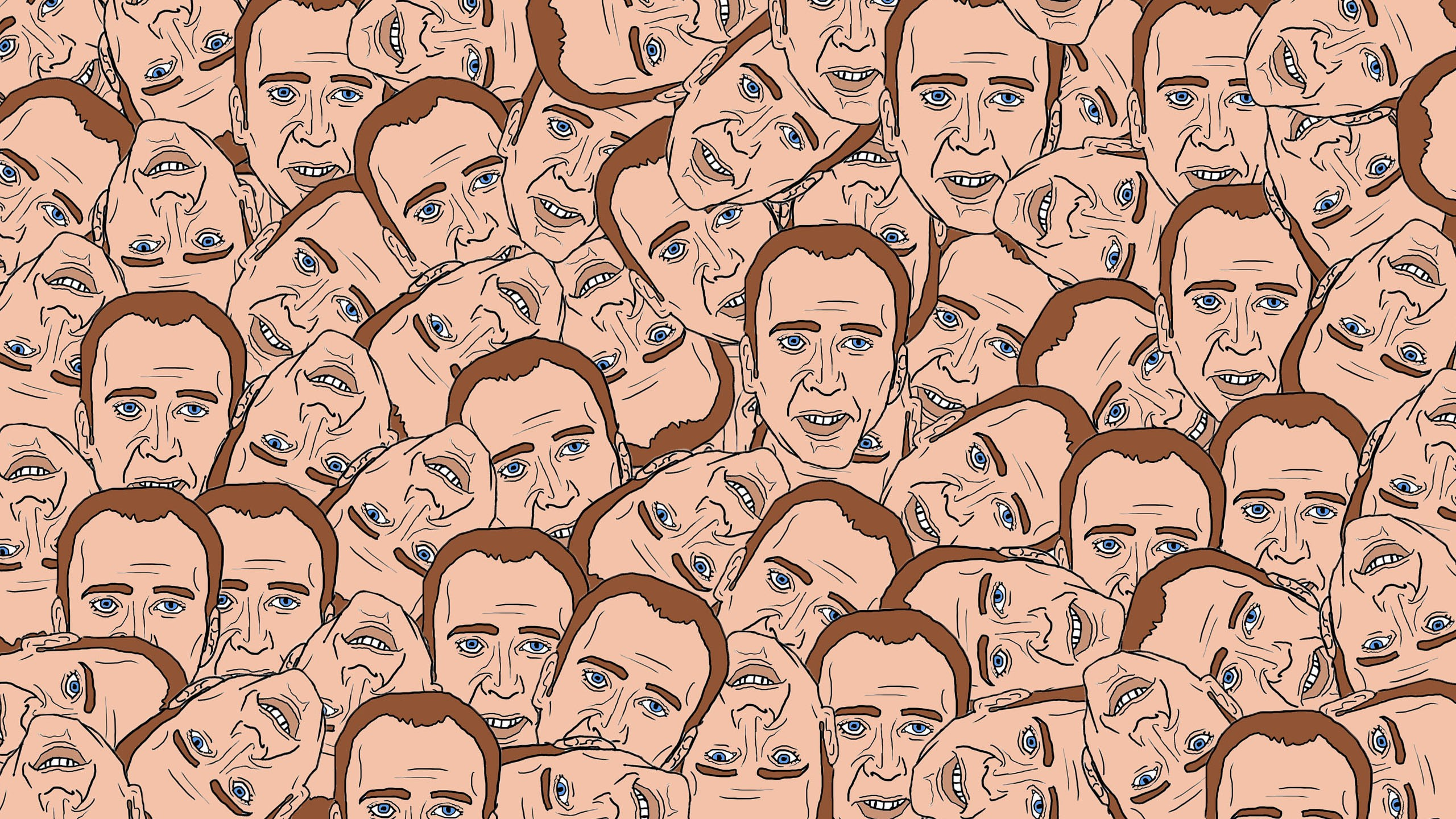 Pics Photos   Nicolas Cage Wallpaper 2560x1440