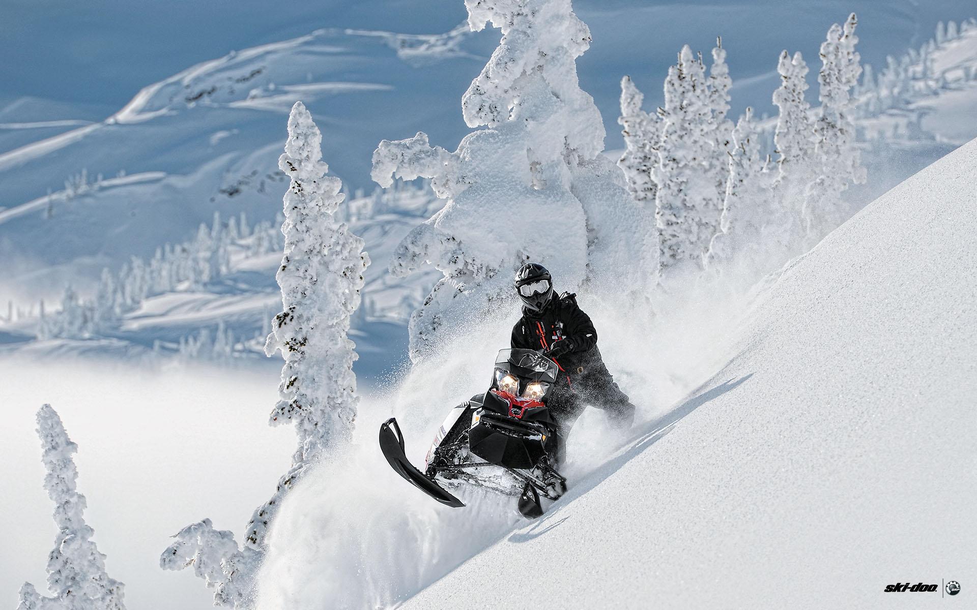 Ski Doo Wallpaper 2014 ski doo summit e tec 800r 1920x1200