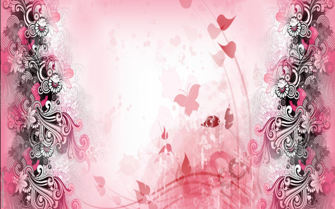 Displaying 16 Images For Pretty Girly Twitter Backgrounds 1280x800