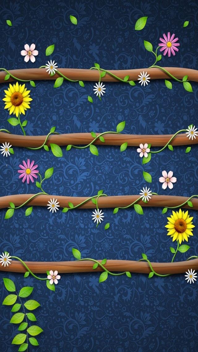 Download Wood Shelf HD iPhone 5 Wallpapers HD Wallpapers 640x1136