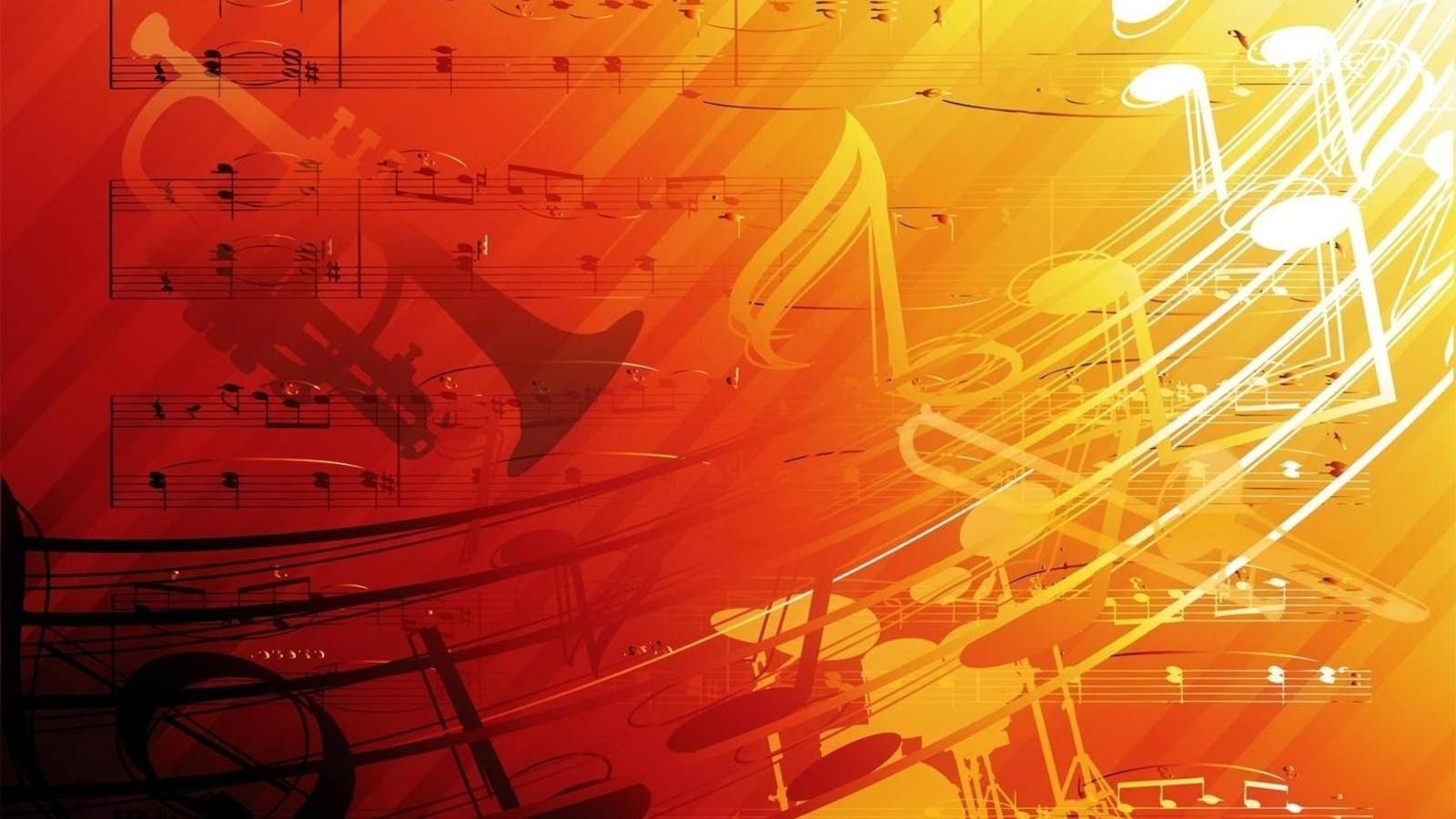Wallpapers Hd 3d Music: 3D Music Wallpapers For Desktop
