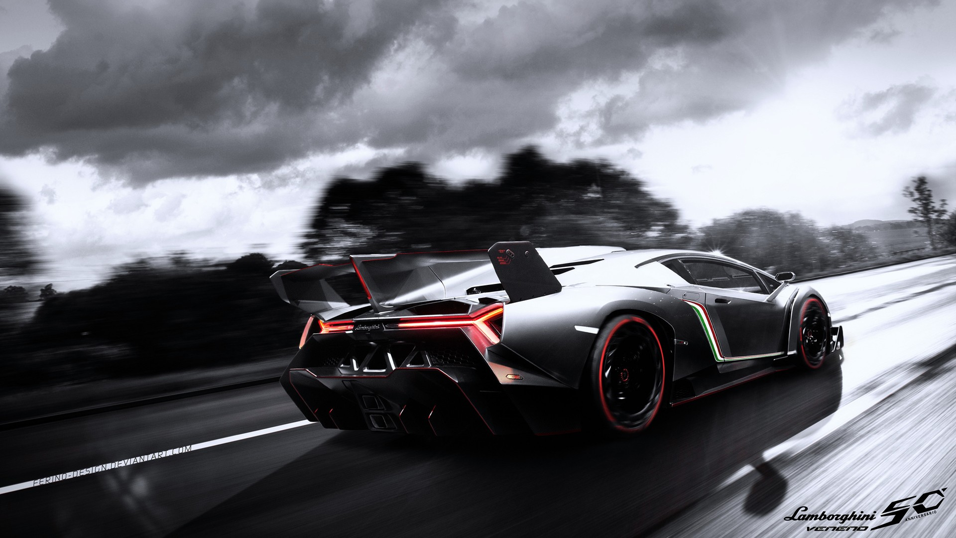 2013 Lamborghini Veneno Exclusive HD Wallpapers 4113 1920x1080