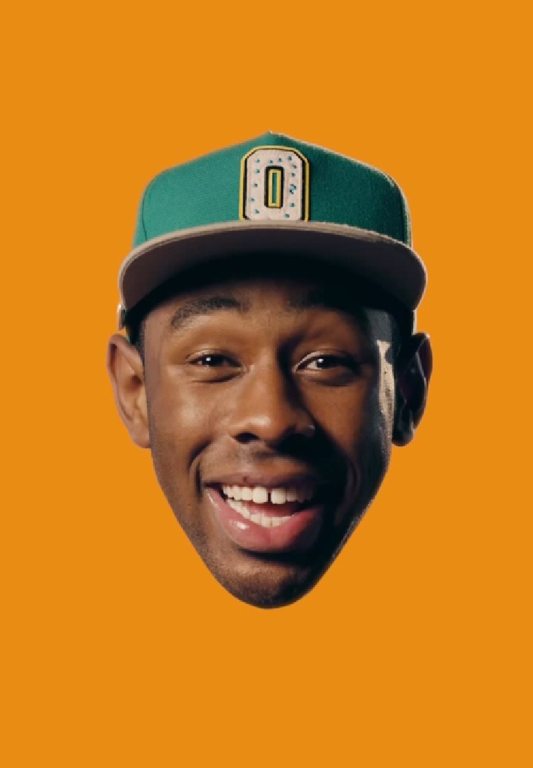 Free Download Tyler The Creator Orange Rap Wallpapers 750x1080