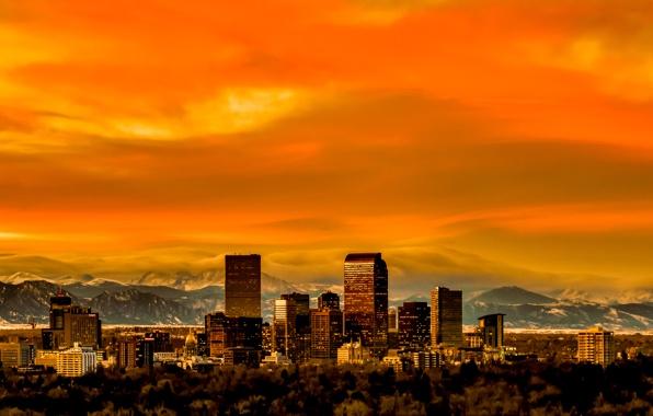 Denver Colorado Wallpaper - WallpaperSafari