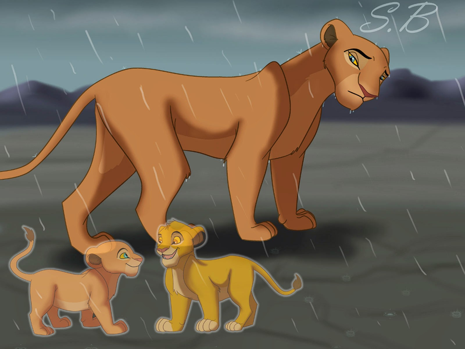 Wallpaper of The Lion King Wallpaper for fans of The Lion King 2Simba 1600x1200
