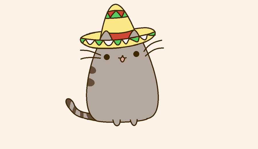 pusheen cat by cookies111 Publish with Glogster 900x519