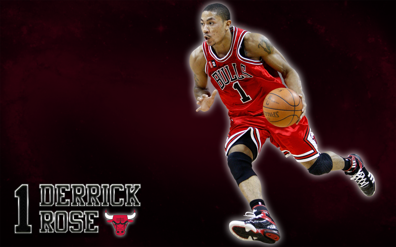 Derrick Rose Chicago Bulls Wallpaper by JaidynM on 1280x800