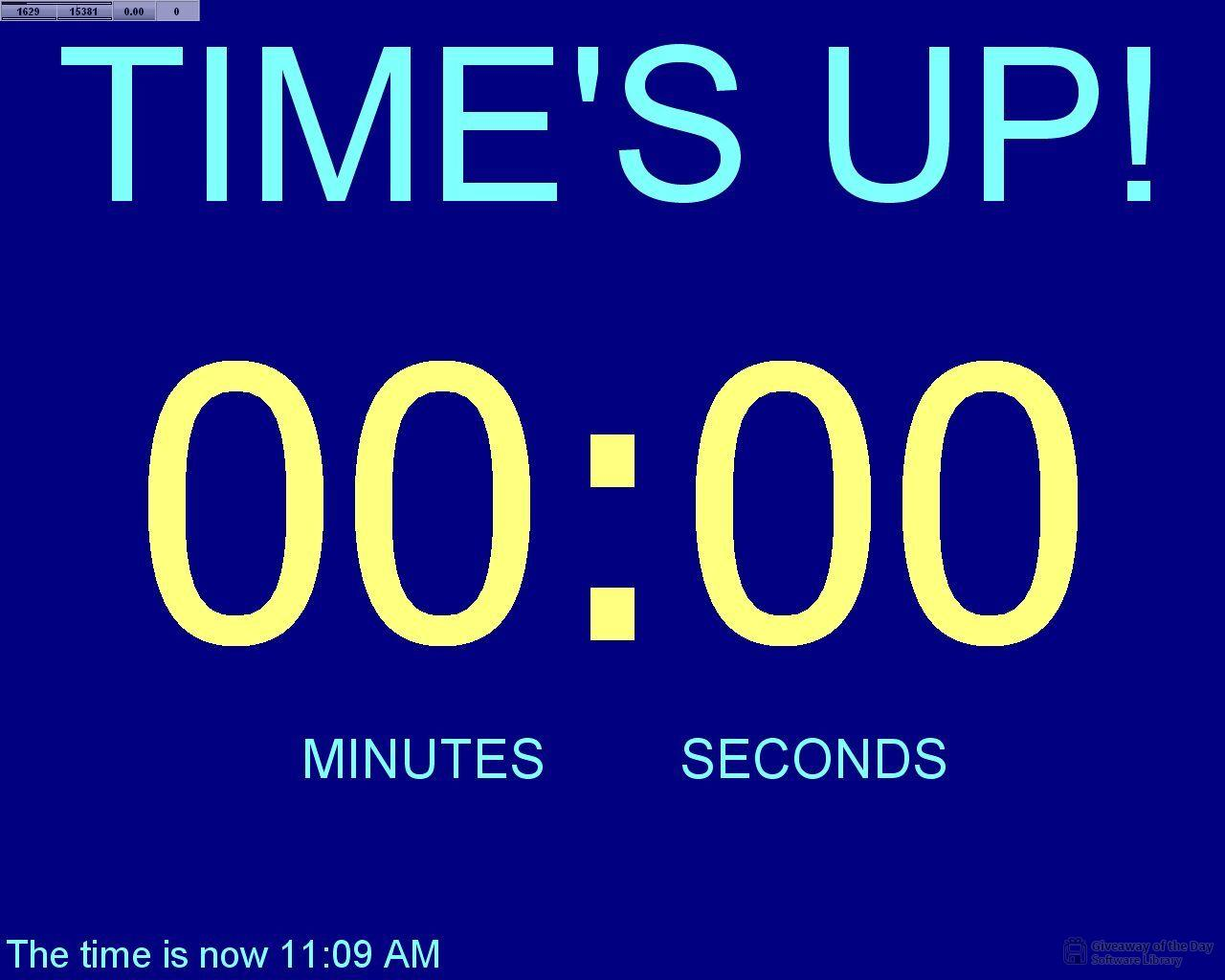 Free Countdown Timer For Desktop