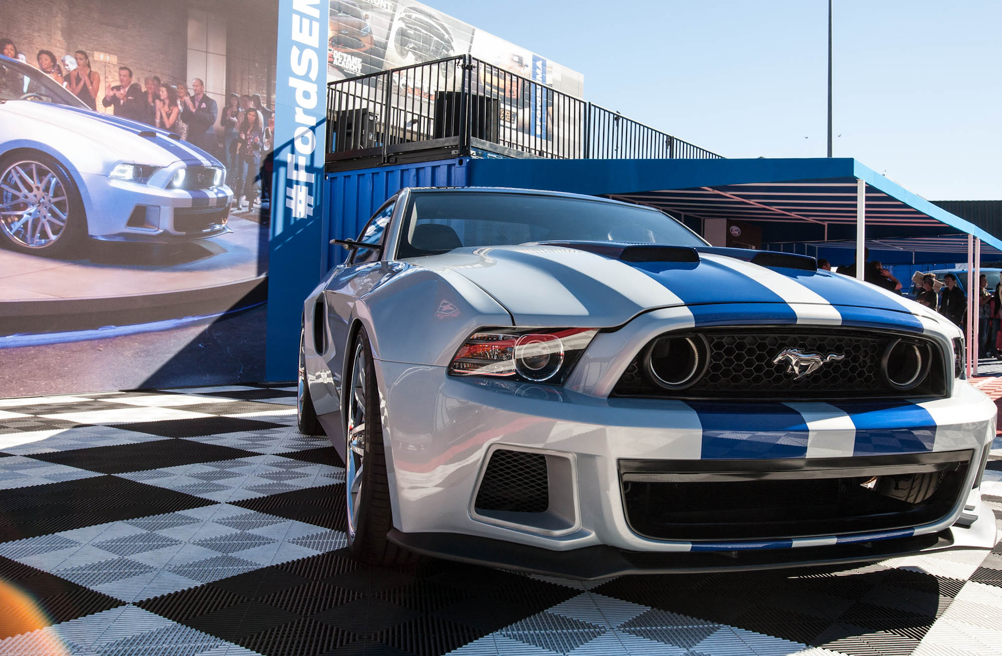 Need For Speed Movie Mustang Wallpaper Need for speed movie mustang 2048x1340