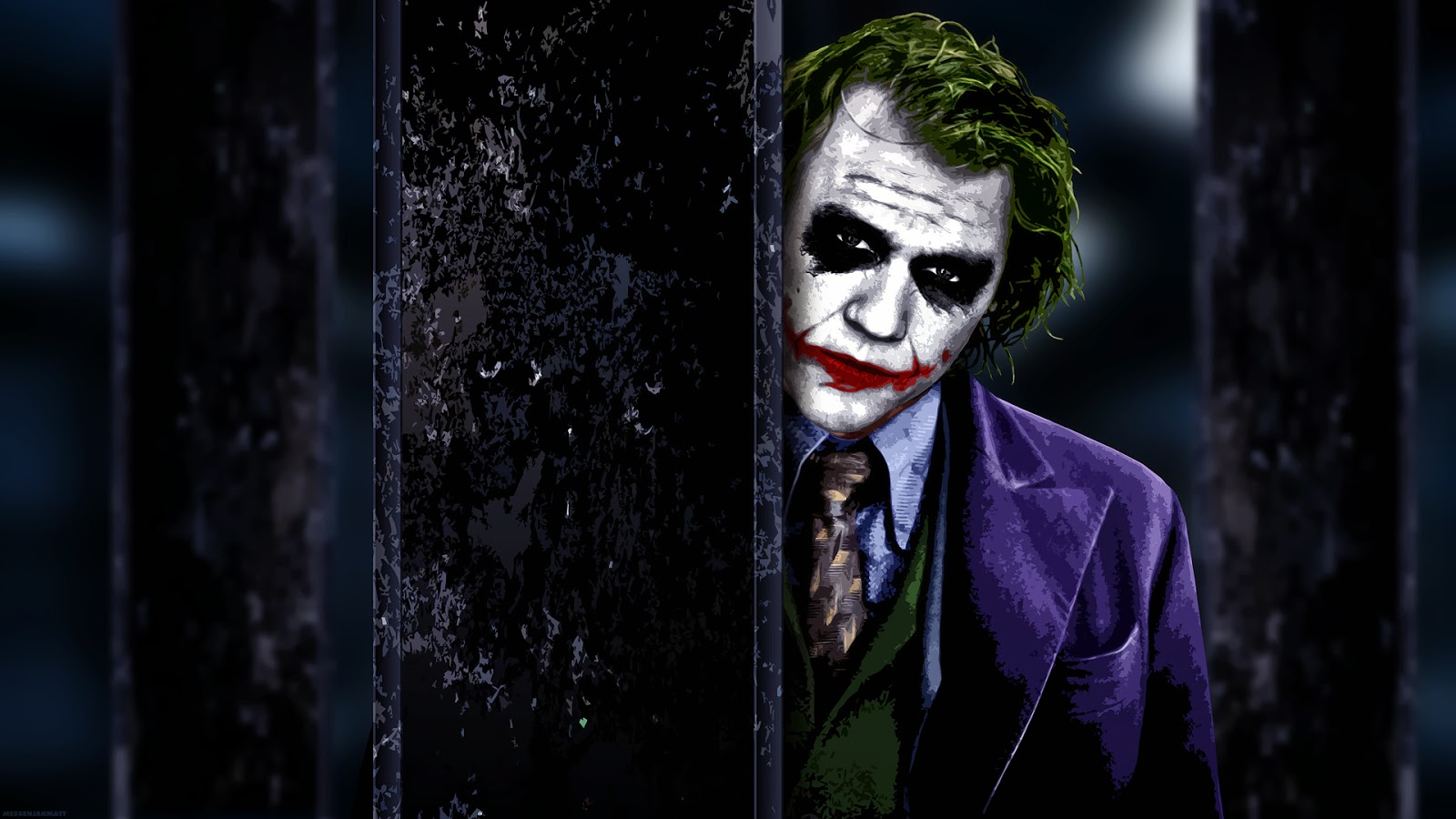 Joker HD Wallpapers joker backgrounds widescreen joker images 1600x900
