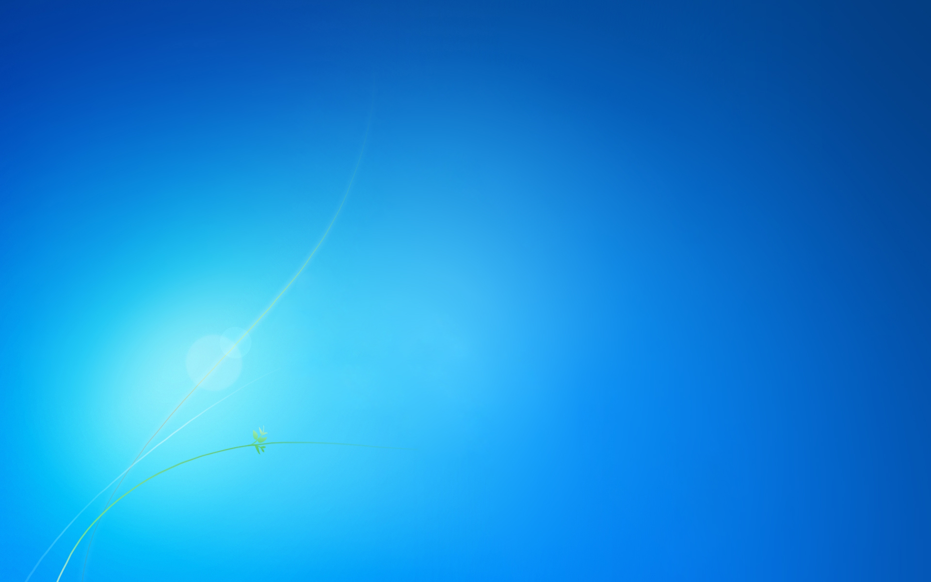 Windows 7 Blue Wallpapers HD Wallpapers 1920x1200