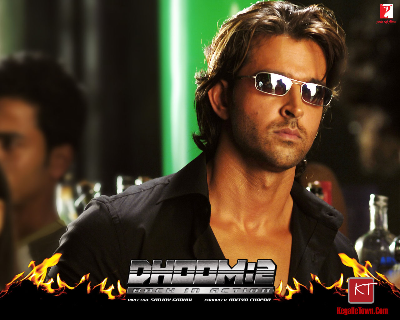 Wallpapers   Dhoom 2 Wallpapes KegalleTownCom 1280x1024