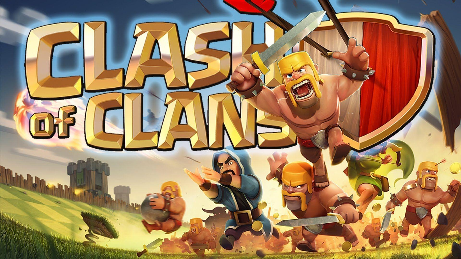Clash Of Clans Wallpapers 1920x1080