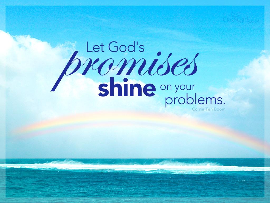 Gods Promises Desktop Wallpaper   Backgrounds 1024x768