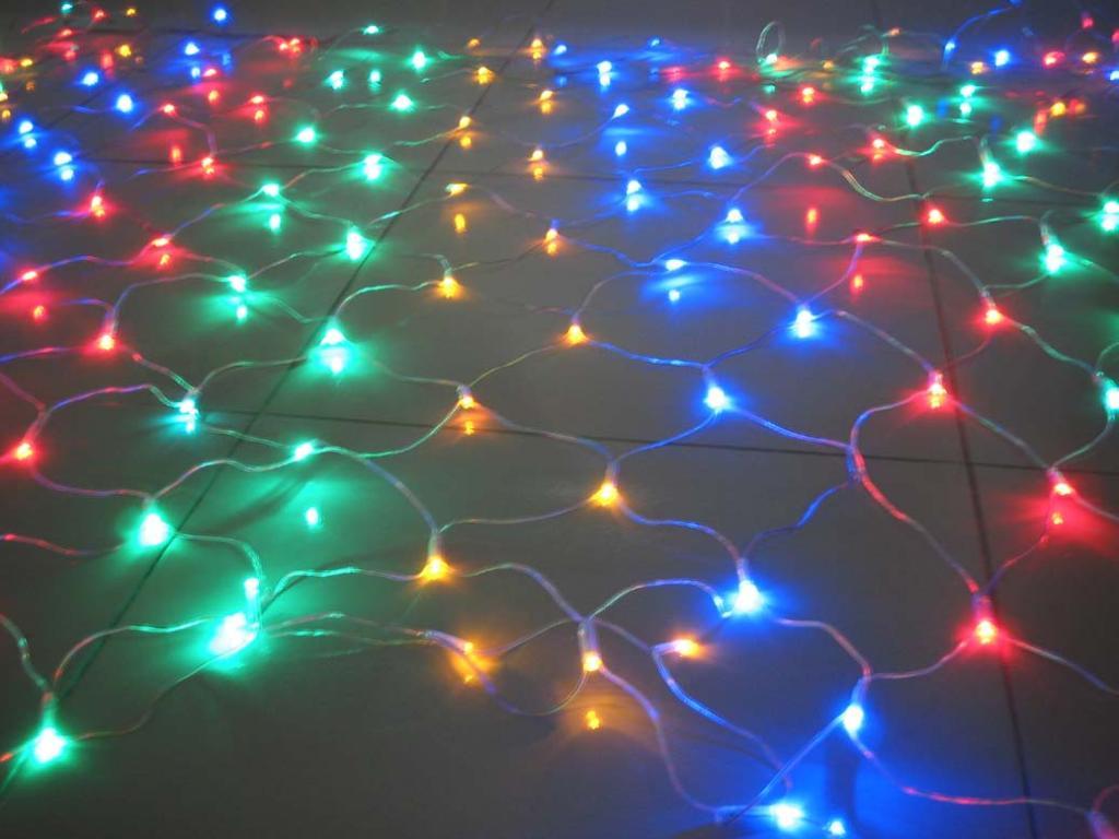 Twinkle Lights Blinking Christmas Lights Wallpaper View Original 1024x768