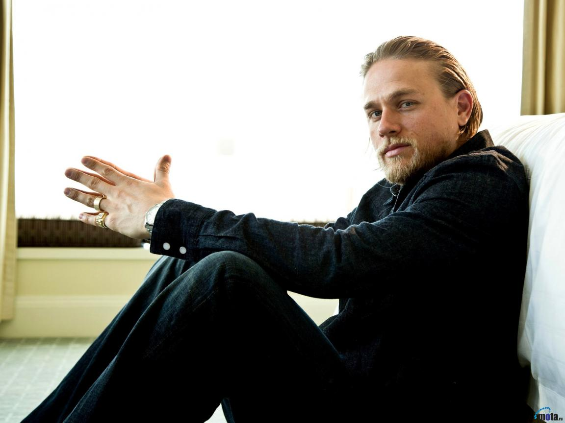 Wallpaper Actor Charlie Hunnam 1152 x 864 Desktop wallpapers 1152x864