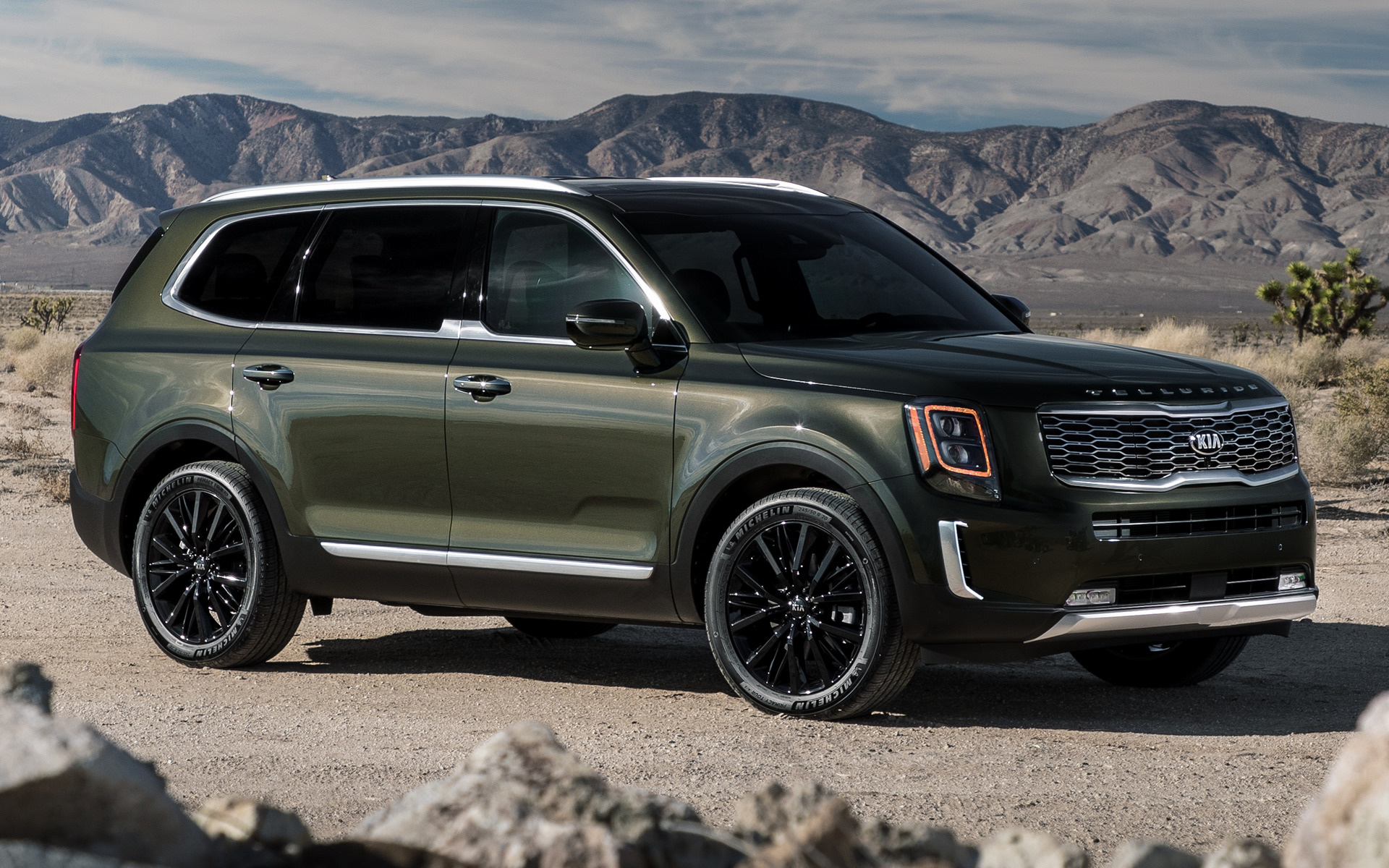 2020 Kia Telluride   Wallpapers and HD Images Car Pixel 1920x1200