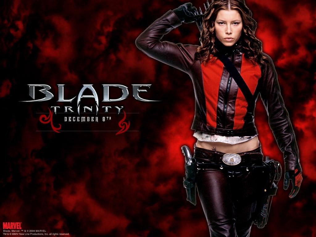 Blade wallpaper 1024x768