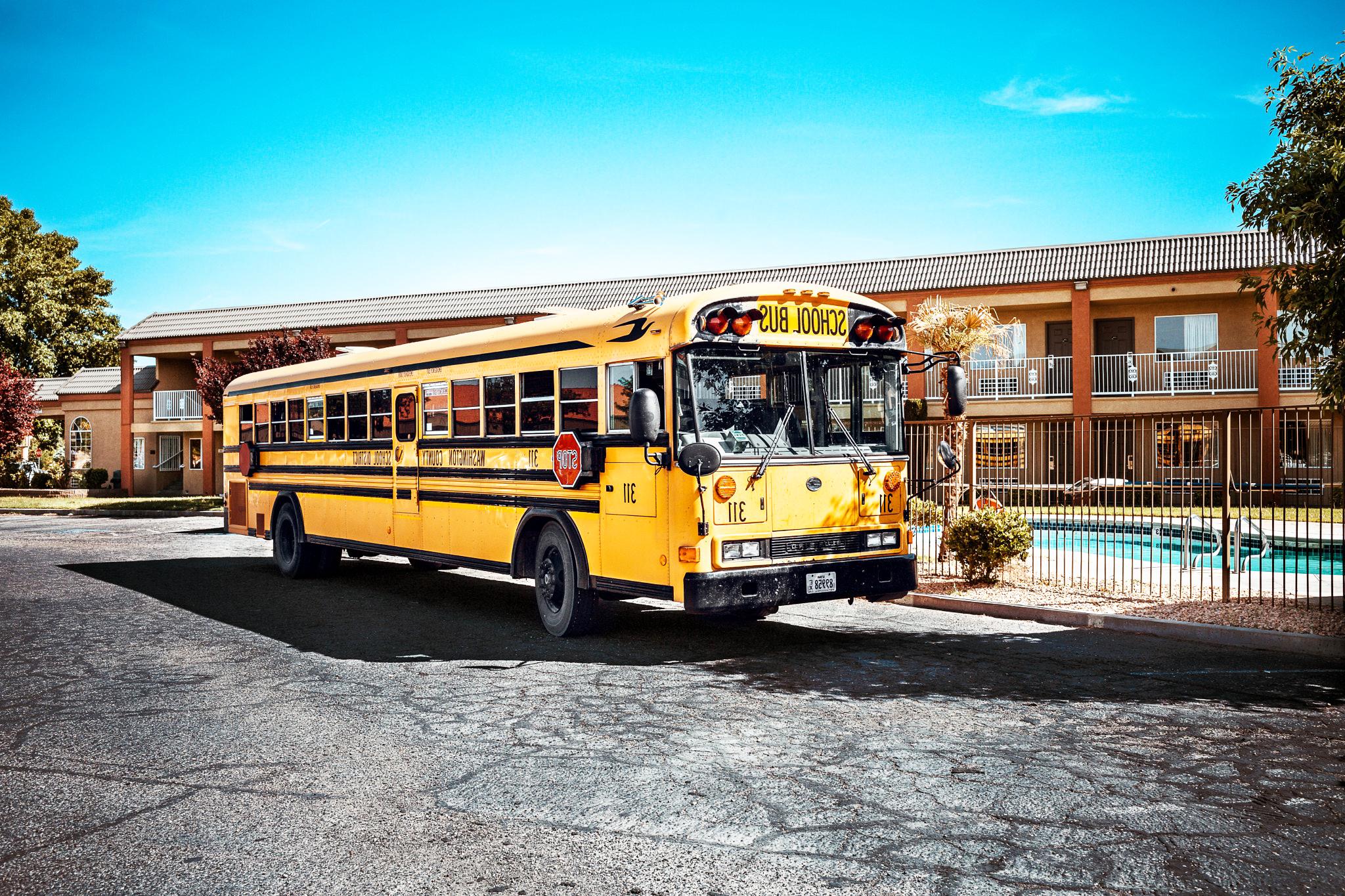 Schoolbus Wallpaper HD Worlds Greatest Art Site 2048x1365